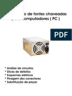 manutenção de fontes chaveadas para pc