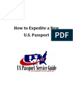 Expedited Passports - How to Get a New Passport Fast