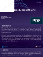 Mini Tutorial Lync 2010 for MSP