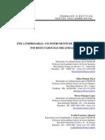 1800040-2005-03 - Etica Empresarial - Um Instrumento de Alavancagem Nos Resultados Das Organizacoes