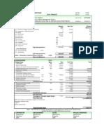 A440 Detail Design Estimate (Final Rev 6 )