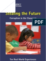 1800040-2006-04 - Stealing the Future - Corruption in the Classroom
