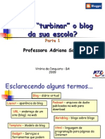 Turbinando o Blog