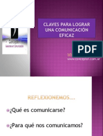 Claves Pa.. Charla