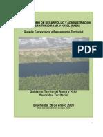 Guía de convivencia y saneamiento territorial mayo 29 2009