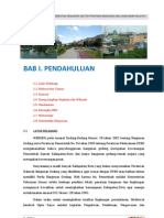 Bab 1 Pendahuluan, evaluasi implementasi PBL
