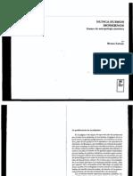 Latour Bruno - Nunca Fuimos Modernos - Ensayo de Antropologia Simetrica 2013-05!28!525