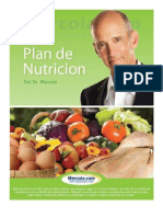 Plan de Nutricion Spanish Edition