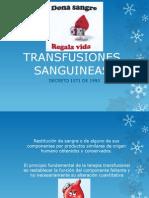 Transfusion Sg