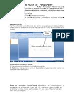 Como Fazer No Powerpoint2007