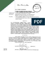 STJ - HC n.º 5.574-SP - Favorável ao Movimento dos Sem-Terra