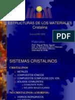 Tema 3 Estructuras Cristalinas