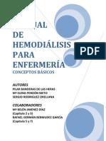 Manual de Hemodialisis