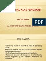 PASTELERIA EQUIPOS