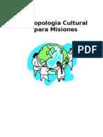 Antropologia Para Misiones- EIMB - Apostila Em Espanhol
