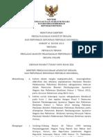 1 Permenpan Rb Nomor 31 Tahun 2012 Tentang Petunjuk Teknis Penilaian Mandiri Pelaksanaan Reformasi Birokrasi Secara Online 20120904104503