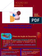 38299470 Plano de Accao Do Socorrista Powerpoint