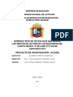 Proyecto de Investigacion Ebi 2013