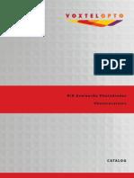 Voxtel APD Catalog