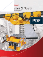 Winch and Hoist Solutions