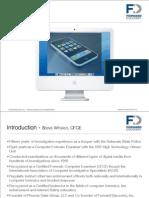 iPhone Forensics