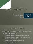 Bituminous Product