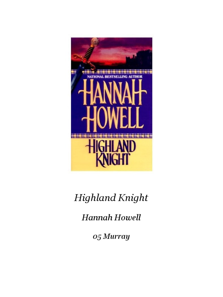 serie highland bride hannah howell descargar