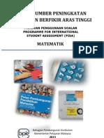 Panduan Peningkatan KBAT Mate Melalui Soalan PISA v2