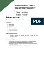 Planes de D Artisticos y D Tecnico. 6 y 7