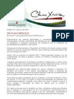 [Chico Xavier Pede Licença] Provas e Bençãos.doc