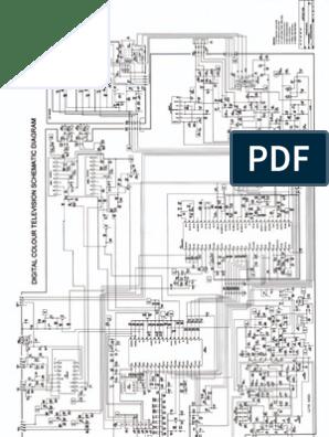 [Get 34+] Sharp Crt Tv Schematic Diagram Pdf