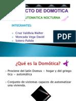 Proyecto de Domotica