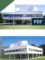 Villa Savoye Powerpoint Presentation
