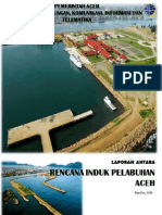 Midterm Report Aceh Port Masterplan 2033 - Buku Laporan Antara Rencana Induk Pelabuhan Aceh 2033