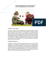 10. Actividades IE Niños