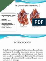 Falla Cardiaca ( Insuficiencia Cardiaca)
