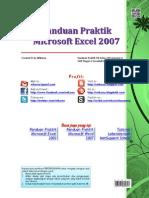 Buku Panduan Praktik Microsoft Excel 2007