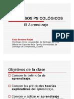 Procesos Psicologicos-Aprendizaje c.c. y c.o.