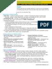 IB Economics SL10/11 - Macroeconomic Objectives