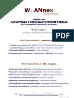 W.ANnex - títulos de palestras