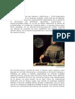 Luca Pacioli y Asiento Contable