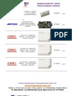 Alarmas Sensores de Impacto Ruptura de Cristal, Todas Las Marcas y Modelos www.Logantech.com.mx Merida, Yuc