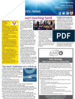 Business Events News for Mon 26 Aug 2013 - Heart touching famil, Love is in the Details, Dockside China ready, Getting to know Bathurst and much more