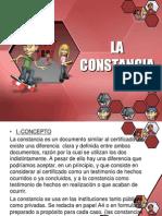 La Constancia (2)