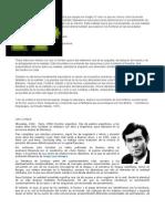 examen de español de las biografias