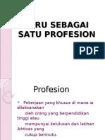 3. Guru Sebagai  Satu Profesion.ppt