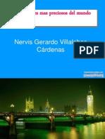 Nervis Gerardo Villalobos Cárdenas - Puentes del mundo.pps
