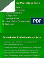 6. Peningkatan Profesionalisme Guru.ppt