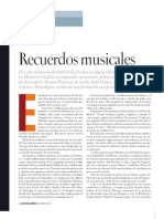 Recuerdos Musicales