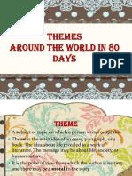 Themes around the world in 80 days